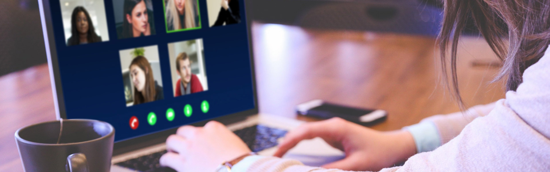 Videokonferenz Beratung